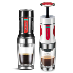 Barsetto - Portable coffee machine - Tripresso - White