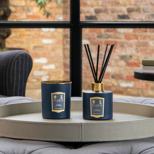 Oud & Cashmere Scented Candle