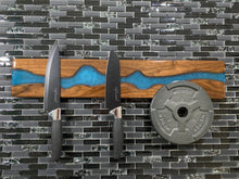 Epoxy River Magnetic Knife Rack - World's Strongest