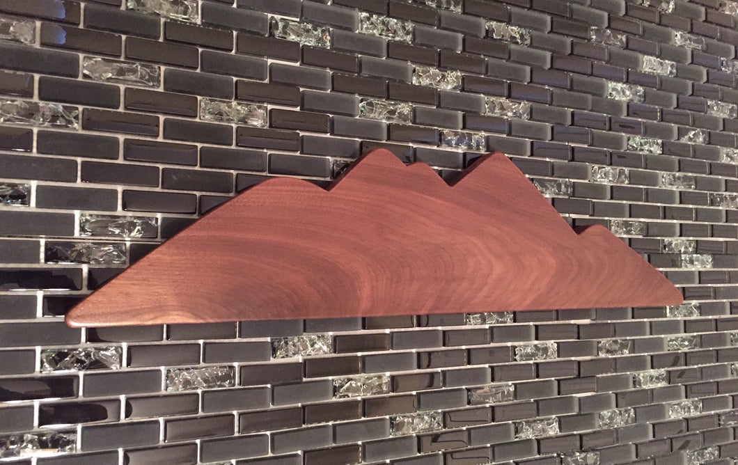 Mountain - World's Strongest Magnetic Knife Rack