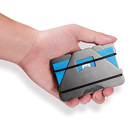 Multi Band Card Holder with Bottle Opener