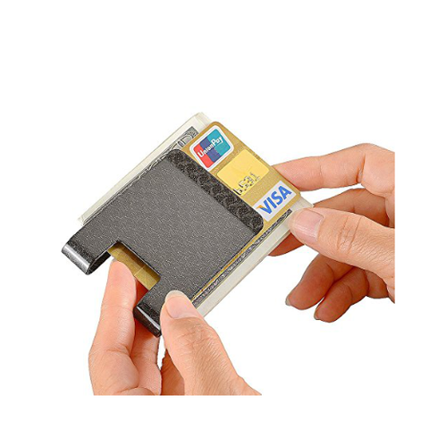 Carbon Fiber Cash & Card Clip