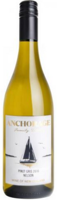 ANCHORAGE FAMILY ESTATE 2016 PINOT GRIS