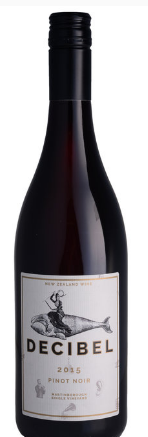 DECIBEL 2015 PINOT NOIR - SINGLE VINEYARD