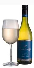 FERN RIDGE 2015 PINOT GRIS COMMERCIAL >2 PALLETS