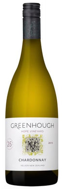 GREENHOUGH HOPE CHARDONNAY 2015