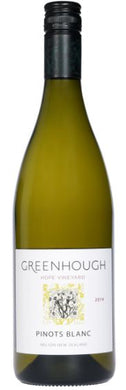 GREENHOUGH HOPE PINOT BLANC 2014