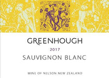 GREENHOUGH SAUVIGNON BLANC 2017