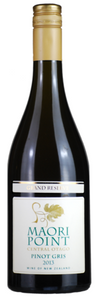 MAORI POINT 2013 GRAND RESERVE PINOT GRIS
