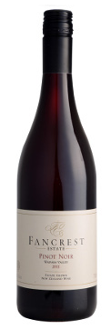 FANCREST ESTATE 2011 PINOT NOIR