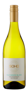 SOHO 2016 WHITE LABEL SAUVIGNON BLANC