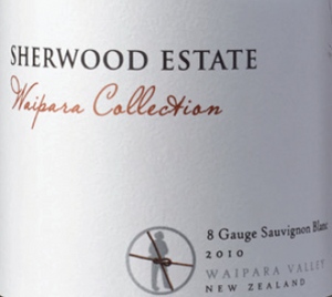 WAIPARA COLLECTION 8 GAUGE 2010 SAUVIGNON BLANC