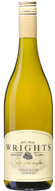 WRIGHTS 2014 RESERVE VIOGNIER