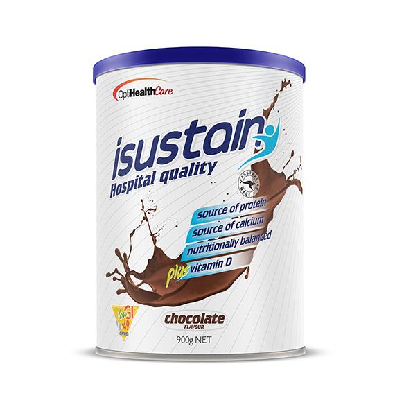 isustain Hospital Quality Chocolate Formula isustain