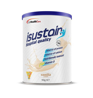 isustain Hospital Quality Vanilla Formula isustain