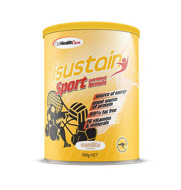 isustain Sport Supplementary Formula Vanilla