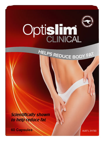 Optislim Clinical Capsules Weight Loss OptiSlim