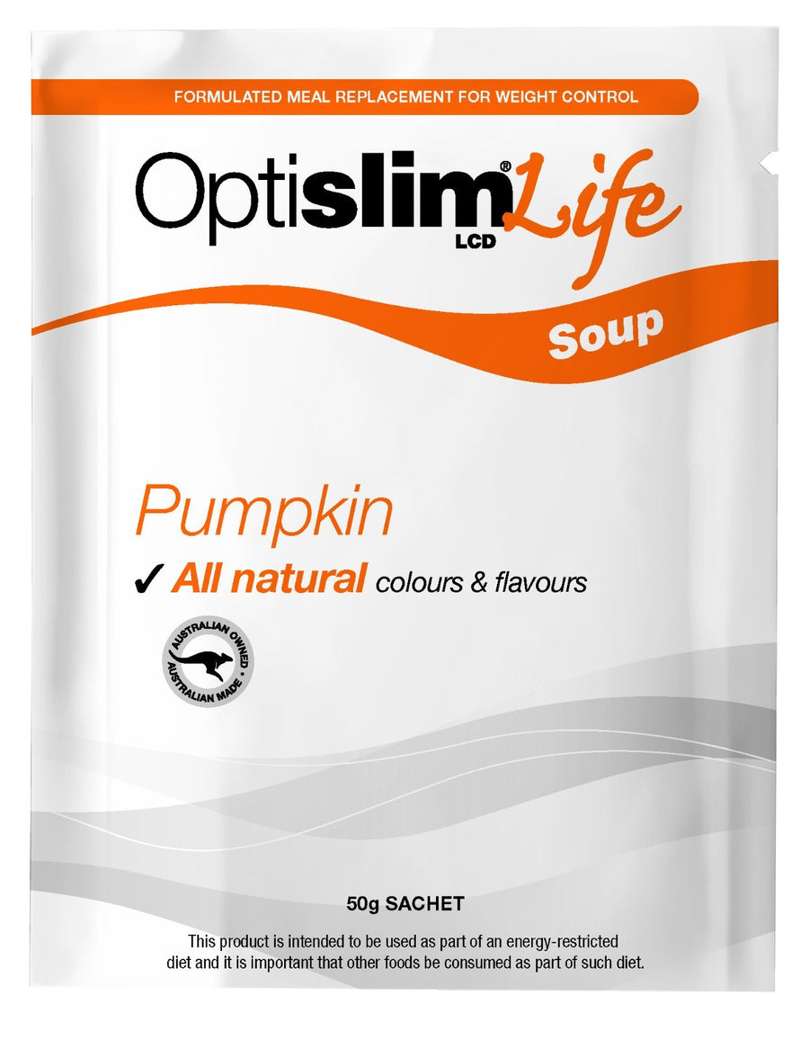Optislim Life LCD Soup Pumpkin (7x50g)