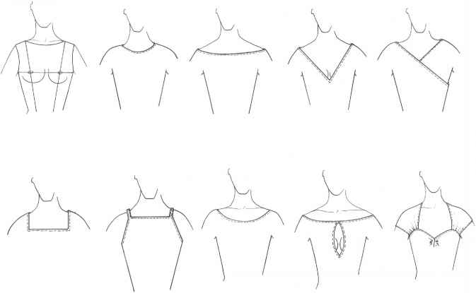 How Low Can One Go: Choosing the Right Neckline