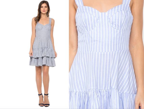 Hamptons Mid Length Dress