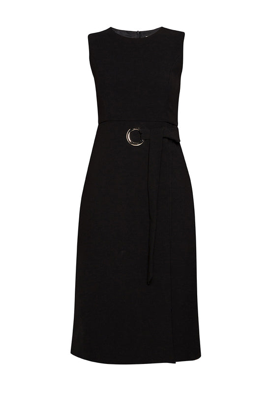 Circled Sheath Midi Dress nomodel