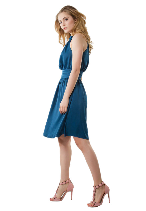 Zoey Sleeveless Mini Dress leftside