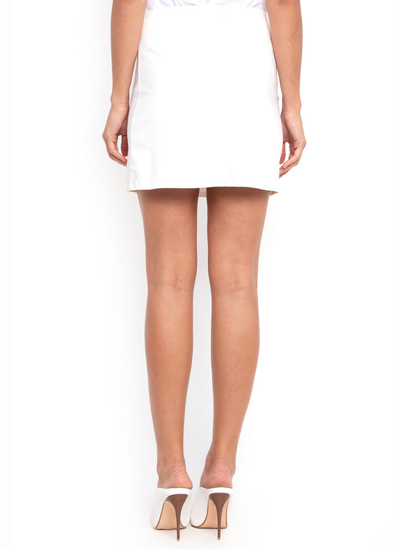 Nautica Lace Up Skirt