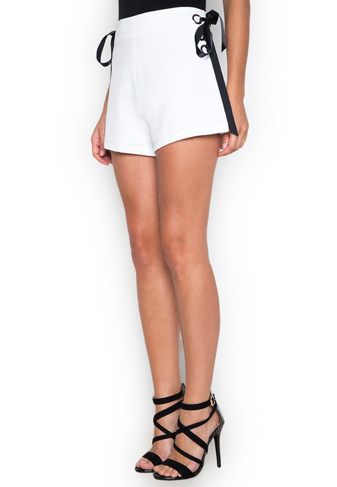 Zoey Cross-tied Shorts leftside