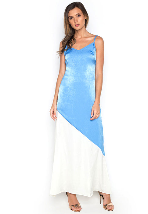 Slip Maxi Dress frontside