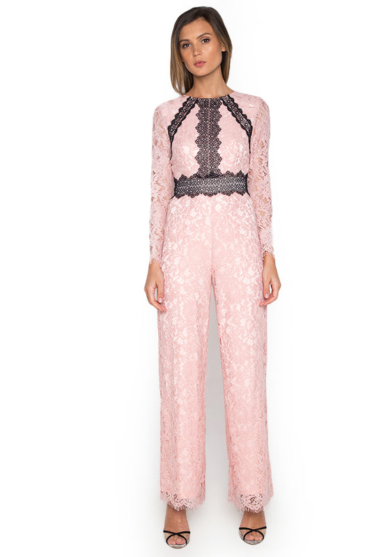 Grace Long Sleeve Jumpsuit