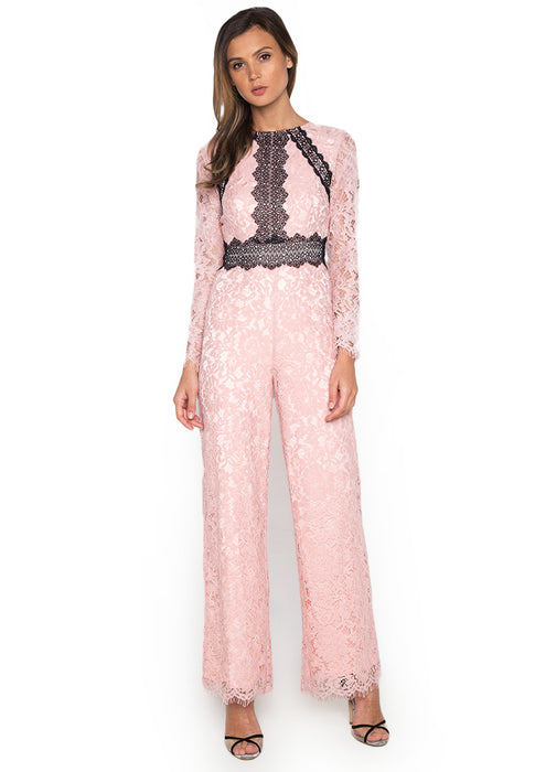 Grace Long Sleeve Jumpsuit rightside