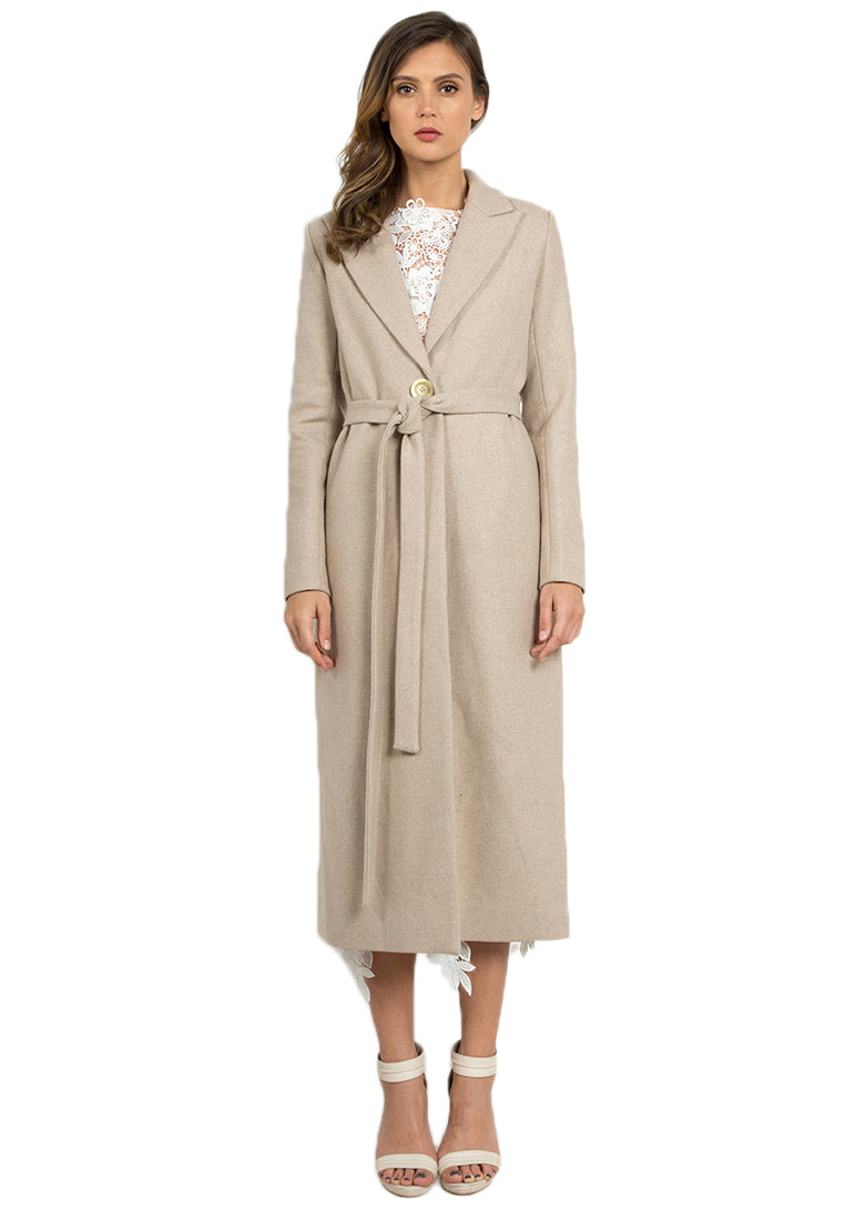 Long Wollen Coat