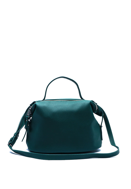 Emerald PU Bag front