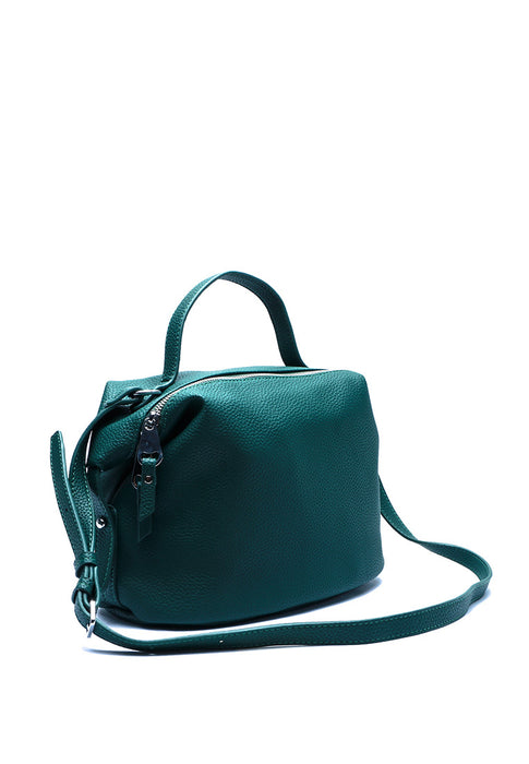 Emerald PU Bag side