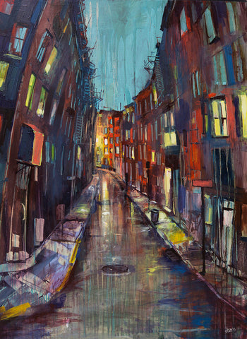 "Adam O'Day, ""Margaret Street"""