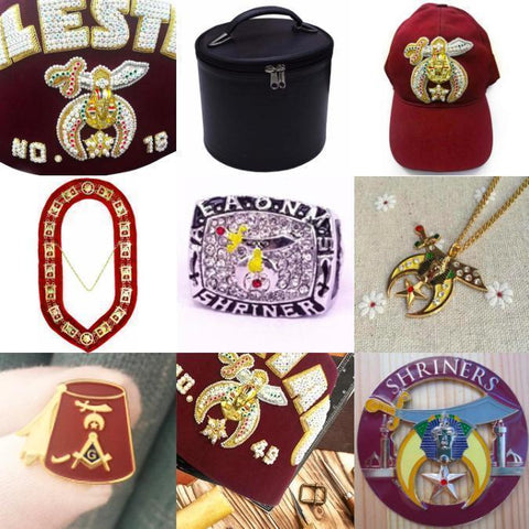 ALL Shriners Regalia