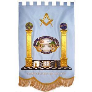 Masonic Banners & Covers
