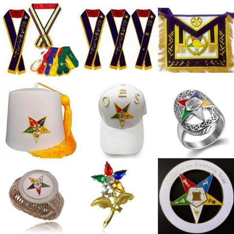 ALL OES Regalia