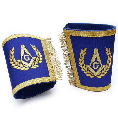 Masonic Cuffs & Gauntlets