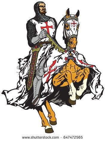 Templar knight of christ Knights Details about  /Crusaders Templiers Warriors York Rite Mason
