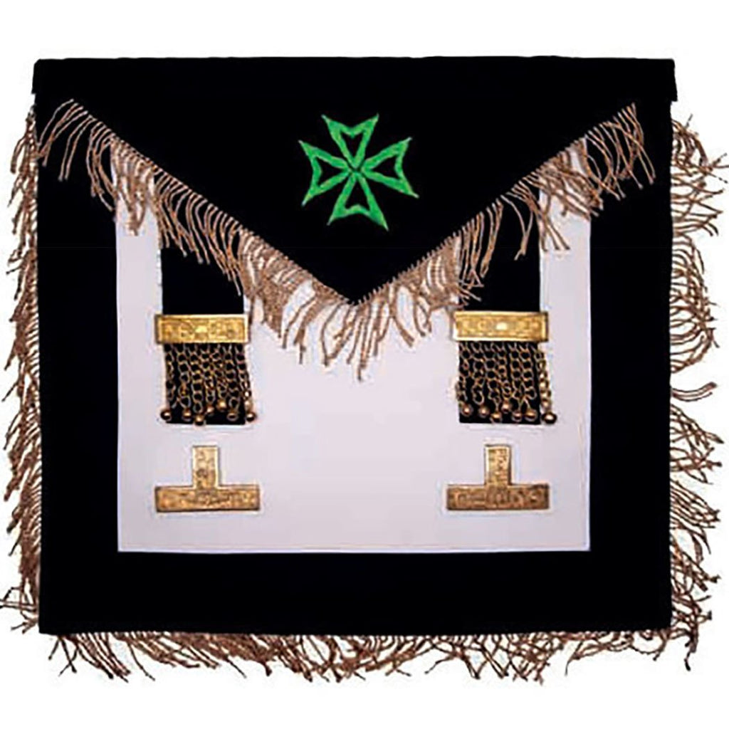 The Sovereign Grand Lodge Of Malta - Worshipful Master - SGLOM Apron