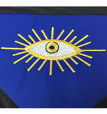 Masonic AASR 4th Degree Apron and Collar Set Machine Embroidered - Bricks Masons