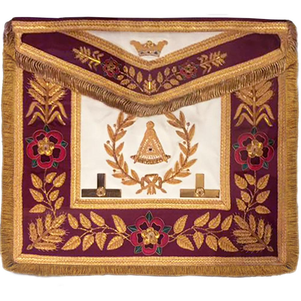 Order of Athelstan Grand Master MWGM Apron
