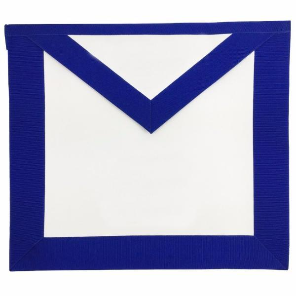 Masonic Blue Lodge Basic Apron - Bricks Masons