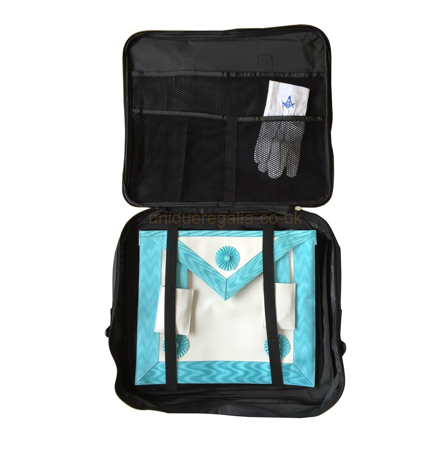 Masonic Apron Soft Case - Bricks Masons