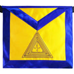 Masonic Scottish Rite 20th degree Master Of The Symbolic Lodge Regalia Apron - Bricks Masons