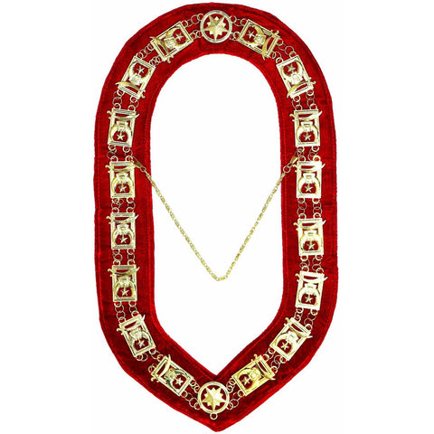 Shriners Chain Collars