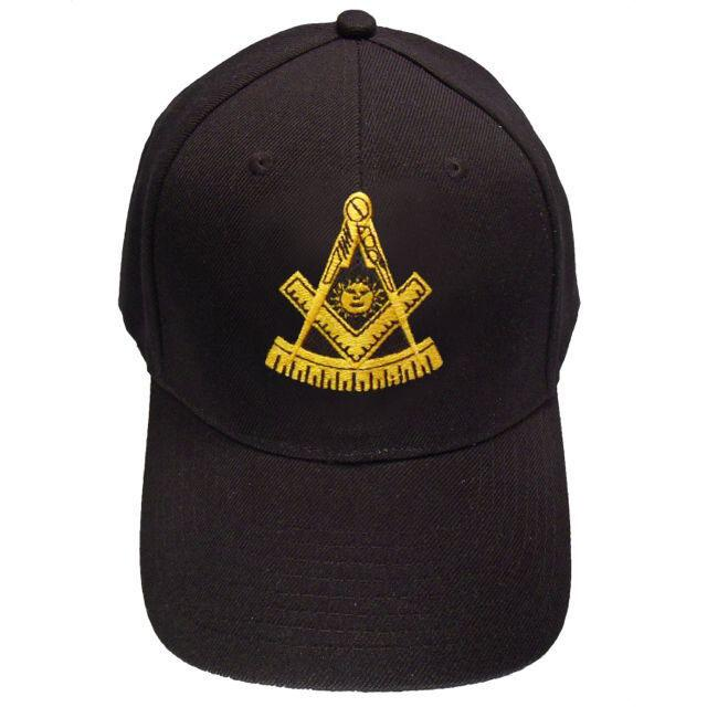 Past Master Masonic Baseball Cap - Bricks Masons