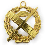 Masonic Collar Grand Lodge Jewel - Expert - Bricks Masons