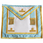 Centennial /Canadian MM/PM Worshipful Apron - Bricks Masons